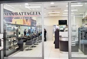 Max Battaglia Parrucchieri piazza paradiso